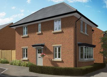 "Thumbnail 4 bed detached house for sale in ""The Essendine "" at Hill Top Close, Market Harborough"