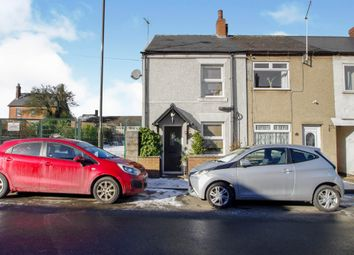 Thumbnail 2 bed end terrace house for sale in High Street, Swanwick, Alfreton