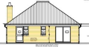 Thumbnail 2 bed detached bungalow for sale in Church View, Broughton, Kettering