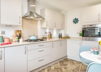 "Thumbnail 4 bedroom semi-detached house for sale in ""Woodcote"" at Dryleaze, Yate, Bristol"