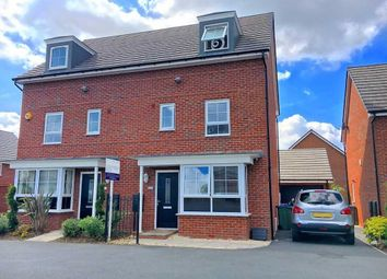Thumbnail 4 bed semi-detached house for sale in Devereux Road, West Bromwich