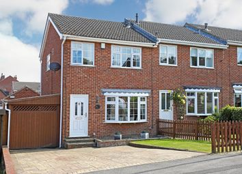 3 bed town house for sale in Woodmoor Drive, Crigglestone, Wakefield WF4