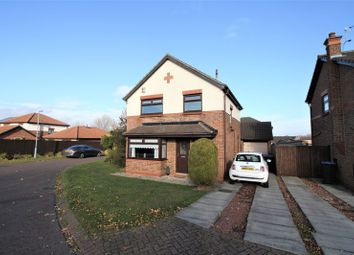 Thumbnail 3 bed detached house for sale in The Birches, Coulby Newham, Middlesbrough