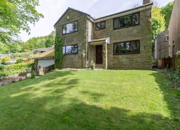 Thumbnail 4 bedroom detached house for sale in Lamb Hall Road, Huddersfield