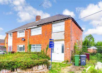 Rowan Road, Tadley, Hampshire RG26. 3 bed semi-detached house