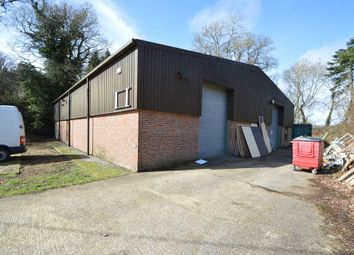 Thumbnail Warehouse to let in Hinton Old Sawmill (Industrial Premises), Christchurch