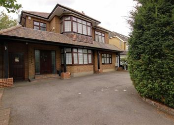 Thumbnail 5 bed property to rent in Lancaster Avenue, Hadley Wood, Hertfordshire