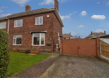 Thumbnail 4 bed semi-detached house for sale in Abercorn Road, Intake, Doncaster