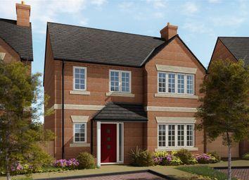 Thumbnail 4 bedroom detached house for sale in Bowlers Bridge, Simpson, Plot 2, Milton Keynes