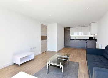 Thumbnail 1 bed flat for sale in Plough Way, London