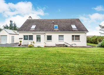 Thumbnail 5 bed detached house for sale in Opinan, Gairloch, Ross-Shire
