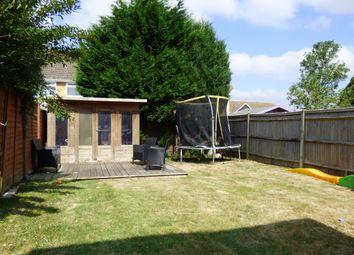Thumbnail 4 bed semi-detached house for sale in The Hooe, Littlehampton