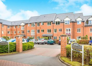 Thumbnail 1 bedroom flat for sale in Lutton Close, Oswestry