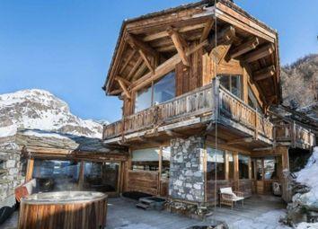 Thumbnail 5 bed chalet for sale in Val D'isère - La Legettaz, Rhône-Alpes, France
