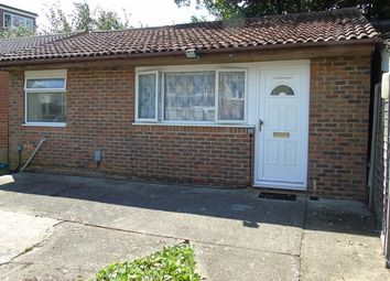 Thumbnail 1 bedroom detached bungalow to rent in St. Mildreds Avenue, Luton