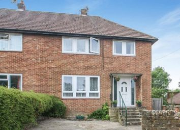 Thumbnail 3 bed semi-detached house for sale in Lingfield Close, High Wycombe