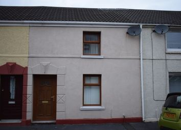 Thumbnail 2 bed property to rent in Long Row, Llanelli, Carmarthenshire