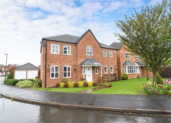 Thumbnail 4 bed detached house for sale in Amphlett Way, Wychbold, Droitwich
