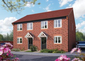 Thumbnail 2 bed semi-detached house for sale in Forest Edge, Ash Road, Northwich