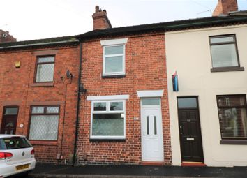 Thumbnail 2 bed terraced house for sale in Shotsfield Street, Milton, Stoke-On-Trent