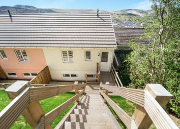 Thumbnail 3 bedroom end terrace house for sale in Ystrad Road, Pentre