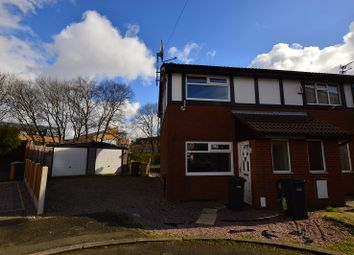 Thumbnail 2 bedroom semi-detached house for sale in The Sheddings, Bolton