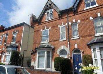 Thumbnail 1 bedroom flat to rent in Caroline Road, Moseley, Birmingham