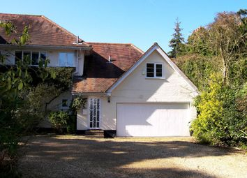 Thumbnail 1 bedroom property to rent in Cavendish Road, St. Georges Hill, Weybridge