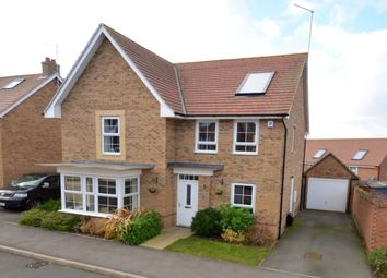 Thumbnail 4 bed detached house for sale in Donnington Road, Burton Latimer, Kettering