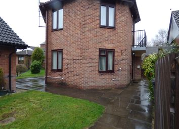 Thumbnail 1 bed flat for sale in Spinney Drive, Botcheston, Leicester