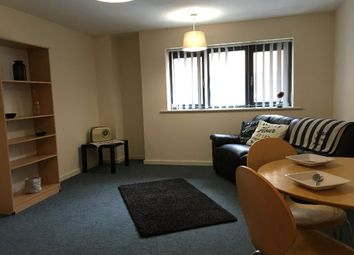 Thumbnail 1 bed flat to rent in 19, Queen Street, Leicester.