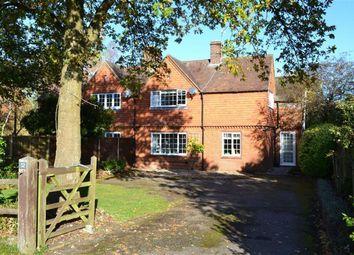 Thumbnail 4 bed semi-detached house for sale in Burys Bank Road, Greenham, Berkshire