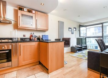 Thumbnail 1 bedroom flat for sale in Indescon Court, Millharbour, London