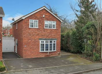 Thumbnail 3 bed link-detached house for sale in Hollyberry Close, Winyates Green, Redditch
