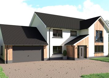 Thumbnail 4 bed detached house for sale in Brynhoffnant, Near Llangrannog