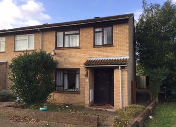 Thumbnail 4 bedroom terraced house to rent in Larksfield, Englefield Green
