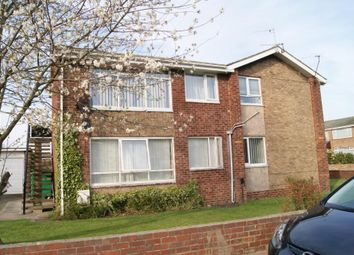 Thumbnail 1 bed flat to rent in Bamburgh Road, Newton Hall, Durham