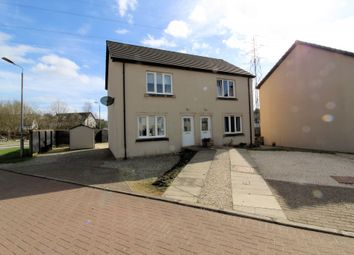 Thumbnail 2 bedroom semi-detached house for sale in 1 Cnoc Mor Place, Lochgilphead