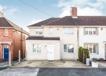 Thumbnail 4 bedroom semi-detached house for sale in Martock Road, Bedminster, Bristol