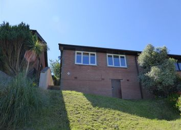 Thumbnail 2 bed semi-detached bungalow to rent in Tregarrick, Looe