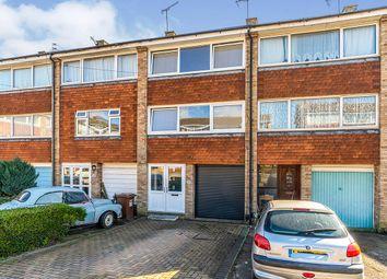 Beverley Close, Rainham, Kent, Kent ME8. 4 bed terraced house for sale