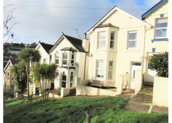 Thumbnail 3 bed semi-detached house for sale in Coombe Avenue, Teignmouth