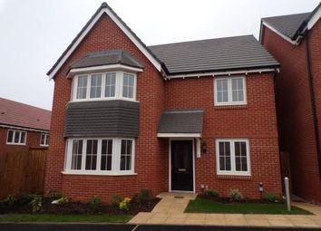 Thumbnail 5 bed detached house for sale in Millwood Meadows, Redditch Road, Redditch, Worcestershire