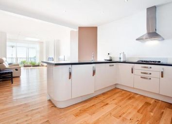 Thumbnail 3 bed flat to rent in The Cliffe, Roedean, Brighton
