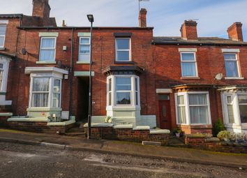 Thumbnail 3 bedroom terraced house for sale in Millmount Road, Sheffield