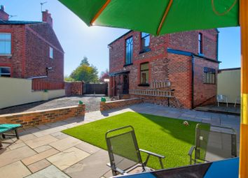 Thumbnail 3 bedroom detached house for sale in Ashton Road East, Failsworth, Manchester