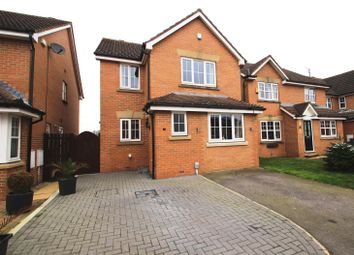 Thumbnail 3 bed detached house for sale in Broadley Croft, Welton, Brough