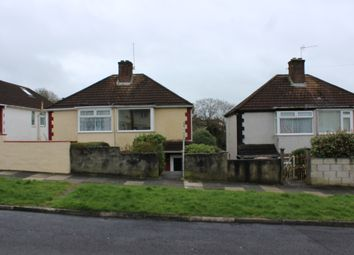 Thumbnail 2 bed semi-detached house for sale in Fletemoor Road, Plymouth