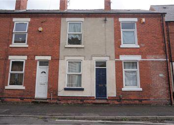 Thumbnail 3 bed terraced house for sale in Austin Street, Nottingham