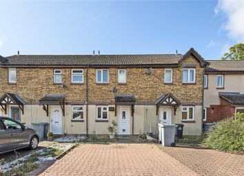 Thumbnail 2 bed terraced house to rent in Lovatt Close, Carterton, Oxfordshire